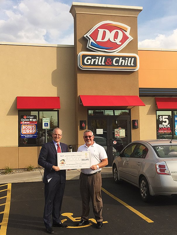 DQ Rochester Commits to Golisano Children's Hospital