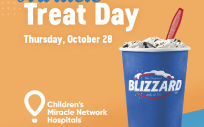 Miracle Treat Day is Right Around the Corner!